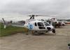 Eurocopter AS-350 B2 Esquilo, PT-HZS, da Rede Globo (Operado pela Helisul Táxi Aéreo). (20/08/2017)