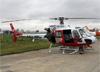 """Helibras/Eurocopter AS-350 B2 Esquilo, PR-SPS (Chamado """"Águia 22""""), Polícia Militar do Estado de São Paulo. (20/08/2017)"""