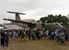 De Havilland DHC-5 Buffalo (C-115), FAB 2365, do PAMA-SP (Parque de Material Aeronáutico de São Paulo) da FAB (Força Aérea Brasileira). (20/08/2017)