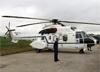 Eurocopter AS-332 Super Puma (VH-34), FAB 8735, do GTE (Grupo de Transporte Especial) da FAB (Força Aérea Brasileira). (20/08/2017)