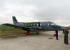 Embraer EMB-110K1 Bandeirante (C-95B), FAB 2320, da FAB (Força Aérea Brasileira). (20/08/2017)