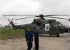 Eurocopter EC725 (H-36), FAB 8513, da FAB (Força Aérea Brasileira). (20/08/2017)