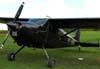 Cessna 180D, PT-BMG, do Skydive Ribeirão. Fotógrafo / Photographer: Ricardo Rizzo Correia.