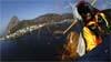Piloto durante vôo de reconhecimento. (18/04/2007)
