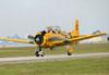North American T-28B Trojan, N128KA. (03/04/2014) Foto: Celia Passerani.