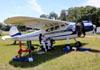 Cessna 195B, N3026B. (22/04/2015) Foto: Celia Passerani.