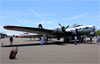 Boeing B-17G Flying Fortress, N5017N, da EAA (Experimental Aircraft Association). (22/04/2015) Foto: Celia Passerani.